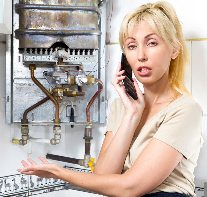 water heater repair and replacement Menifee, California