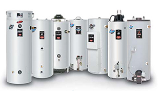 Gas Water Heaters in Menifee CA - by Bradford White