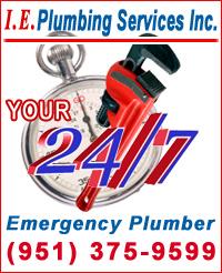 Emergency Menifee CA Plumber