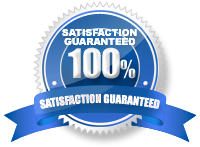 Menifee Plumber Satisfaction Guarantee Seal
