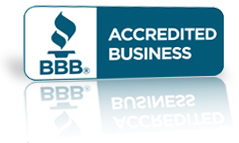 BBB Accredited Plumber Logo for IE in Menifee