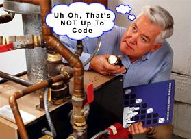 Plumbing in Menifee plumbing code is very important
