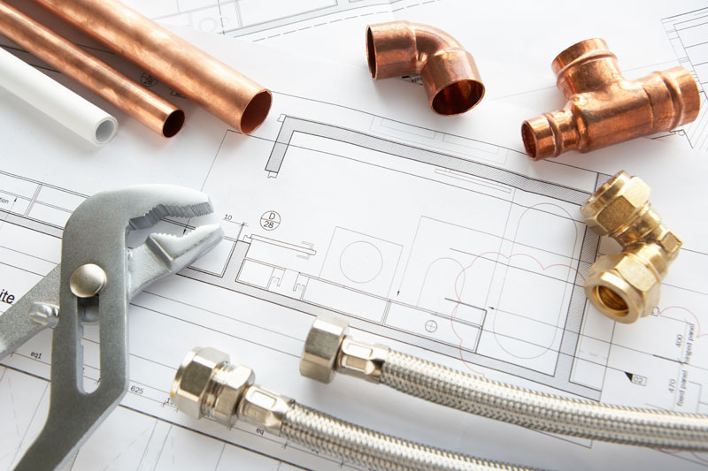 copper piping menifee