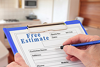 Free estimates menifee plumber 951 375 9599 for Plumbing cost estimator free