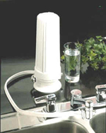 Counter Top Water Filters for Your Menifee CA home or office