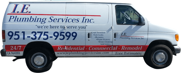 IE Plumbing Services INC.