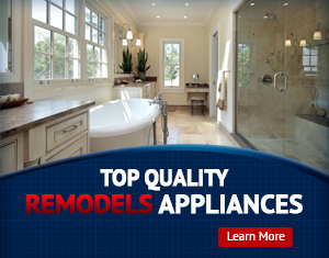 Top Quality Remodels Appliances