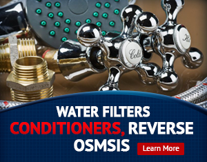 Water Filters Conditioners, Reverse Osmosis