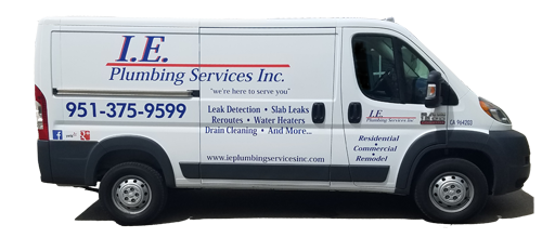IE Plumbing Services Inc