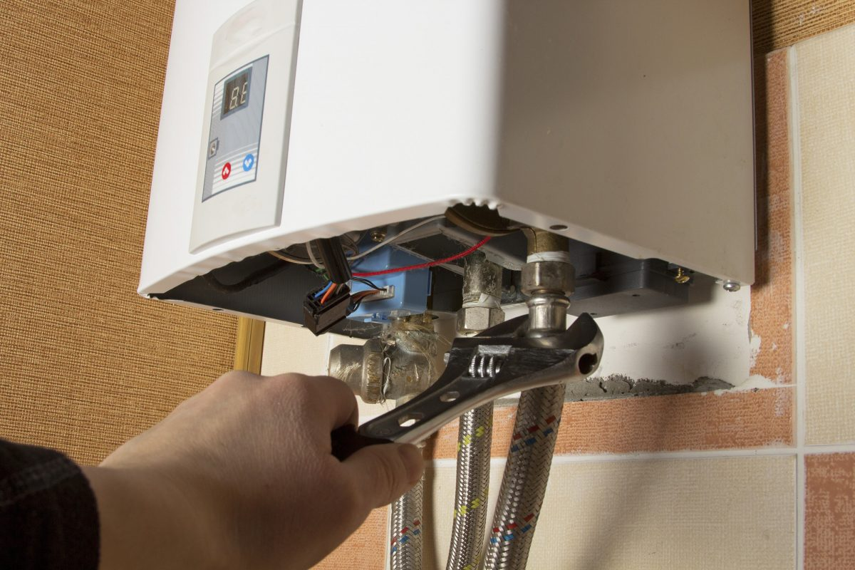 Four Signs Of A Failing Water Heater