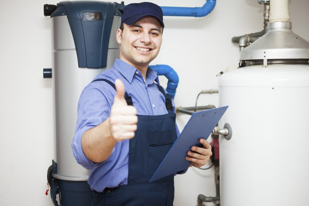 Signs That Your Commercial Water Heater Is Going Out